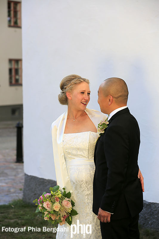 Bröllopsfotograf i Västervik, Phia Bergdahl