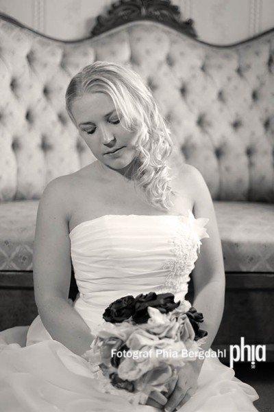Bröllopsfotograf Phia Bergdahl, Västervik