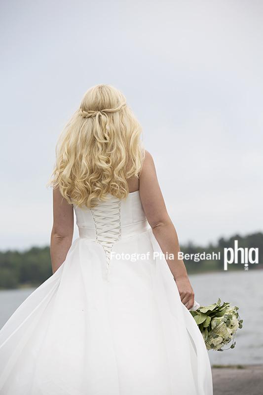 Bröllopsfotograf Phia Bergdahl Västervik