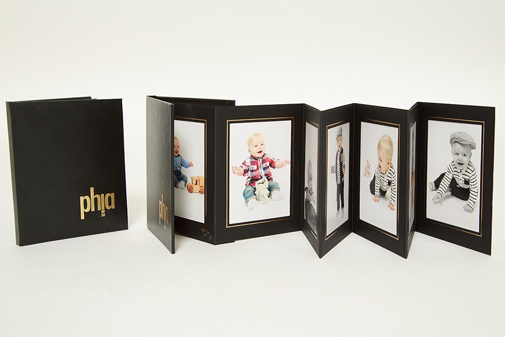 Seriealbum från fotograf Phia Bergdahl, Västervik