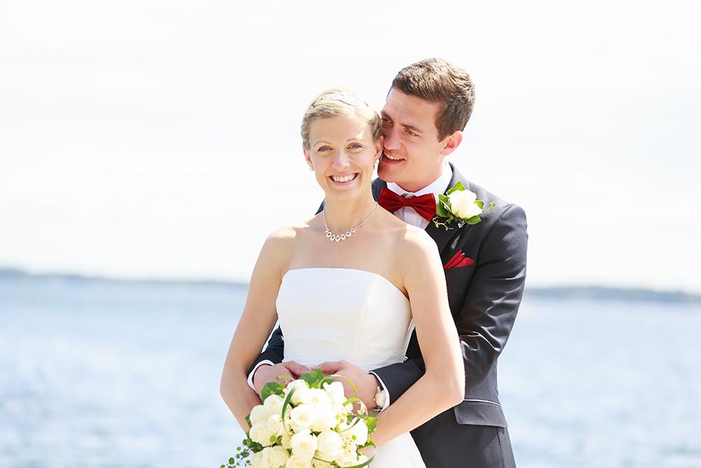 Bröllopsfotografering på Ekholmen - fotograf Phia Bergdahl Västervik