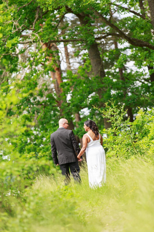 Bröllopsfotograf i Hjorted, Västervik - Phia Bergdahl