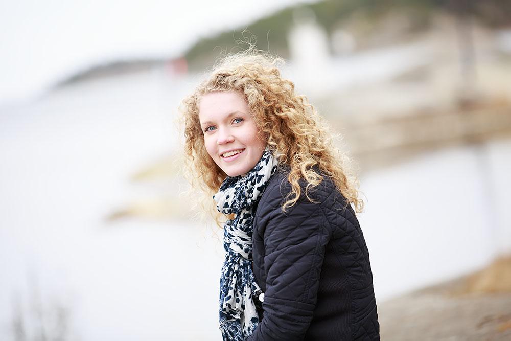 Fotograf Phia Bergdahl, Västervik