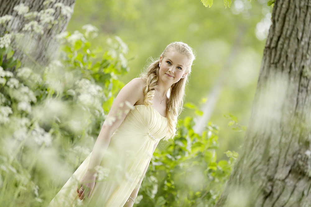Studentfotograf Phia Bergdahl Västervik