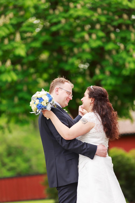 Bröllopsfotograf i Västervik - Phia Bergdahl