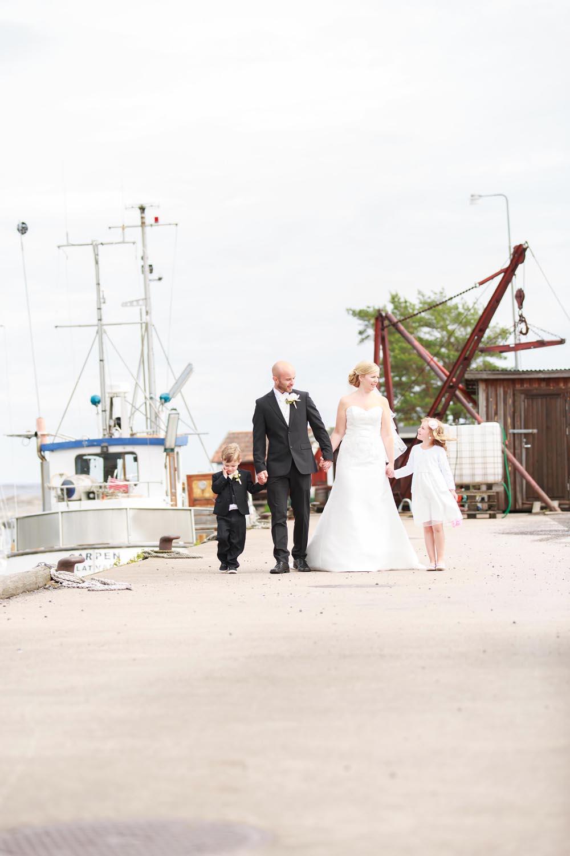 Bröllopsfotograf i Västervik - fotograf Phia Bergdahl
